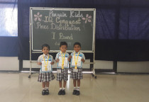 IQ Contest(Nursery)