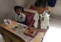Muffin Decoration Competition(Grade II)