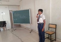 Elocution Competition(Secondary Section)
