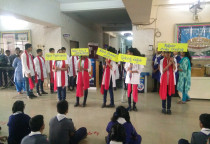 Special Assembly On Childrens Day (Secondary Section)