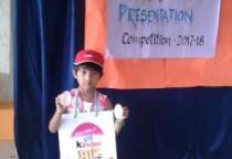 Exact AD Presentation Competition(Sr.KG)