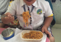 Smart Lunch ( Veg.Noodles)-Sr. KG