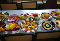 Thali Decoration -Grade IX