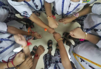 Rakhi Celebration-Jr.KG