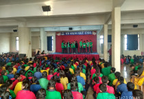 Patriotic Group Singing Competition(Grade VIII)