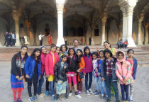 Picnic To Jaipur & Agra(grade V To 9)