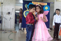 Raksha Badhan Celebration(Pre-Primary)