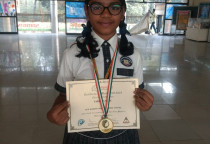 Winner Of Spell Quest Exam(State Level)