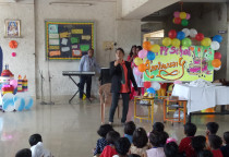 Spl.Assembly On School Anniversary