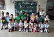 English Recitation Competiton