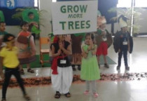 Special Assembly -Green Day(Jr.KG)