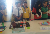 Young Sciecntist Competition(Secondary Section)