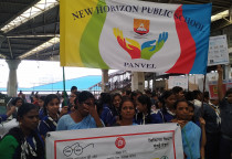 Swachhta Abhiyaan Conducted By Central Railway