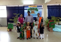 Guru Purnima -Special Assembly(Nursery)