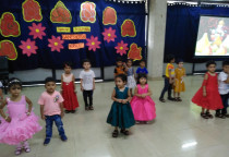 Ganapati Celebration-Nursery