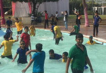 Picnic To Shangria Water Park(Grade VI To VIII)
