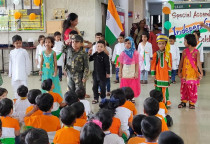 Independence Day Eve Celebration(Pre-Primary)