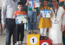 Prize Distribution(Sports Day)- II Nd Shift
