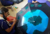 Umbrella Painting Competition(Grade IX)