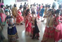 Dandiya Celebration(Sr.KG)