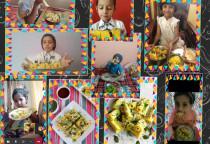 Food Day Celebration(Sr. KG)