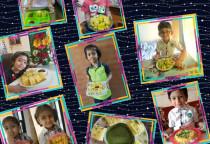 Food Day Celebration(Jr. KG)
