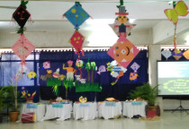 Spl. Assembly On Makarasankranti(Pre-Primary)