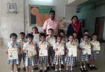Winners Of IQ Contest(Nursery_ I Shift)