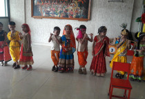 Janmastami Celebration I & II Shift-Nursery