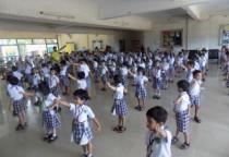 Taekwondo Activity(Sr.KG)