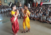 Spl.Assembly On Makar Sankranti(Pre-Primary)
