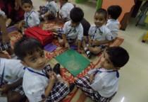Scribbing  Activity(Nursery)