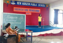 English Elocution Competition(Grade V)