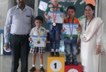 Prize Distribution(Sports Day)- Ist Shift
