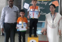 Sports Day Prize Distrbution(Nursery)