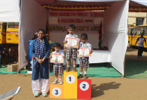 Annual Sports Day (Pre-Primary)