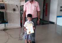 Winners Of IQ Contest(Jr.KG_II Shift)