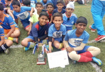 Winners Of Mumbai City FC-NMASA Football League