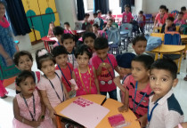 Pink Day(Junior KG)