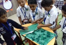Paper Collage Activity(Nursery)